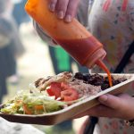 One Love Kitchen Caribbean Salad Box Street Food London