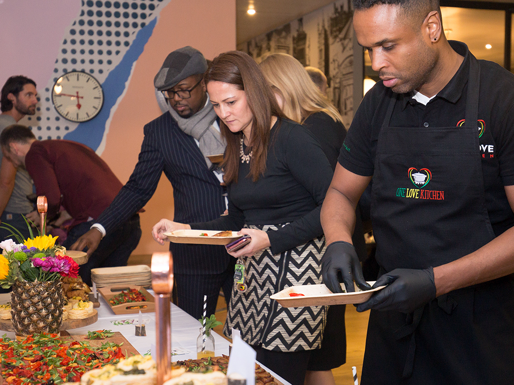 One Love Kitchen, London Catering & Events, Caribbean Food